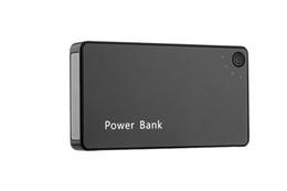 Wholesale Power Hidden Camera - FUll HD 1080P wireless Wifi Power Bank camera no hole camera Mini Hidden Camera Mobile Power Digital video recorder OC-53