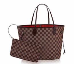Wholesale Lady Rivet Shoulder Tote - 2018 Hot Sell Newest Classic Fashion Style Lady Shoulder handbag bag women Totes bags new handbag bag M40997