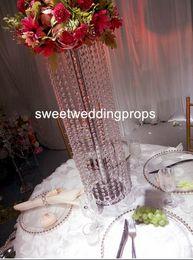 Wholesale Pedestal Silver - new arrival wedding aisle pillar for weddings decor   walkway pedestal stand