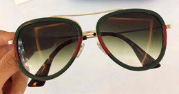 Wholesale Yellow Framed Sunglasses - new fashion women brand designer sunglasses 0062 pilot sunglasses bling crystal frame ultralight summer style fashion style top quality