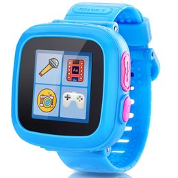 Wholesale Touch Screen Game Smart Watch for Kids Children Smartwatch with Alarm Clock Health Management Happy New Year Chrismas Gift OK520