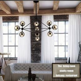 Wholesale Murano Glass Pendant Lamps - Murano glass pendant lights (4 5 8 10 16 15 21-Heads)lamps pendant lighting Living Room Pendant Wall Lamp Light Lighting