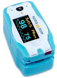 Wholesale Children Finger Pulse Oximeter - children digital finger pulse oximeter with adorable animal theme