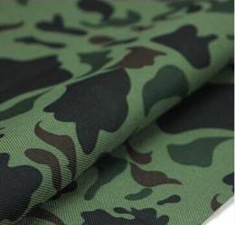 Tecido impermeável para barato on-line-Freeshipping 5 cores Oxford pano camuflagem vestidos de tecido à prova d 'água, modelos Mais Grosso pano de máscara de PVC camuflagem tecidos baratos, 150 CM, B143