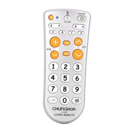 Wholesale Learning Universal Remote Controller - Wholesale-L108E Learning Function 11-key Remote Controller Universal Control New