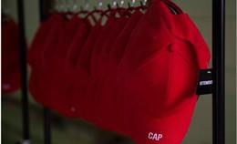 Canada 2017 nouveau chapeau de baseball VETEMENTS plat le long de la casquette snapback acrylique Gorras Planas vêtements et accessoires pour hommes et femmes os swag gorra cheap orange clothing Offre