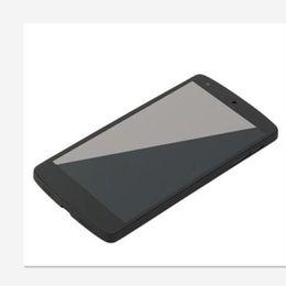 Écran lcd écran tactile + cadre lunette de remplacement partie pour LG Google Nexus 5 D820 D821 noir seulement livraison gratuite ? partir de fabricateur