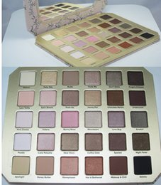 Wholesale Colors Love Wholesaler - IN STORE!! Hot brand Makeup Eye Shadow Natural Love Pallette 30 Colors Professional Eyeshadow Palette DHL free shipping