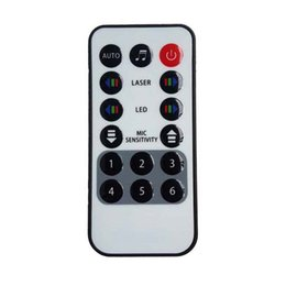Wholesale Laser Light Projector Remote - Wholesale- ALIEN Remote Controller Accessories For Stage Laser Projector Lighting Use R Series RO Series S Series etc.