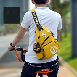 Wholesale Cross Backpack - 2017 new fashion leisure Oxford Men's breasts Multifunction Shoulder Bags Messenger bag Women female H1089