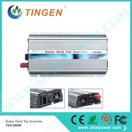 Wholesale Micro Grid Inverter - 800w on grid tie micro solar inverter mppt function dc output 90-130v 190-260v choice ac input 10.8-30v