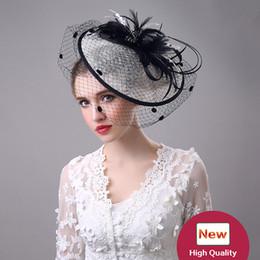 2019 fascinadores lindos Chapéus e fascinadores Chapéus de grife para casamentos Chapéus de casamento Penas Bonitas Chapéus de casamento Estilos de chapéu de casamento