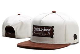 Wholesale Cut Cap Hat - 2017 Swag Cayler & Sons Snapback Caps FINEST CUTS Hip Hop Cap Baseball caps Mens Aba Reta Bone Snap Back hat Gorras Casquette