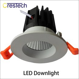 Wholesale Factory Ac - Professional LED factory LED downlight indoor using AC 85 -265V Round shape Grid ceiling light hight brightness