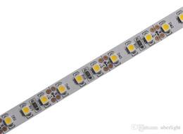 2019 tira led 3528 blanco frio 50metros / lote 9.6 W / M alto CRI90 3528SMD Luces de cinta LED con 120LEDs / m, 600LEDs por luces de tira LED de carrete