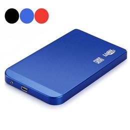 Sata mini usb online-All'ingrosso - Mini sata a USB 3.0 USB3.0 esterno mobile disco rigido disco HD HDD Case Cover Tool 2.5 HDD Recinzione disquedur esterno