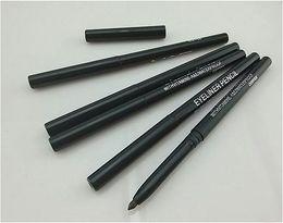 Wholesale Cosmetic M - EPACK Cosmetics Eyes Makeup m hot makeup waterproof EYELINER PENCIL drop shipping black and brown colors