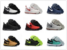 Wholesale Kd Boots - Kevin Durant 9 IX KD 9 Basketball Shoes Men KD 9 Running Shoes Athletic Sneakers PREMIERE KD UNLIMITED KDs Sports Shoes