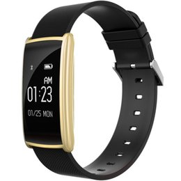 Wholesale Pulse Products - N108 Smart Fitness Products Smart Bluetooth Bracelet Intelligent Blood Oxygen Wristband Smartband Heart Rate Monitor Waterproof