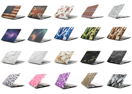 Wholesale Macbook Pro 15 Matte Case - Marble Zebra Flag Camouflage Frosted Matte Hard PC Case Cover For Macbook Air Pro Retina 11 12 13 15 Mac 11.6 Air 13.3 Pro 15.4 Retina 2016