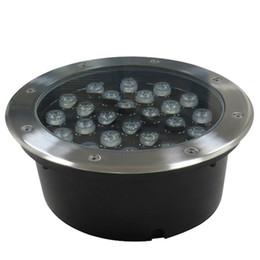 2019 12v 5w led светодиодный подземный свет наружное освещение ландшафта встраиваемый пол во внутреннем дворе путь подземные водонепроницаемые светильники 3 Вт / 5 Вт / 7 Вт / 9 Вт / 12 Вт / 15 Вт / 18 Вт / 24 Вт дешево 12v 5w led