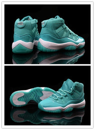Wholesale Stretch Fabric Womens Shoes - Wholesale Air Retro 11 High Cut High Quality Mens Womens Basketball Shoes Sneakers Eur Size 36-47 Sports Shoes Retro 11 Free Shipping