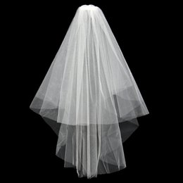 Wholesale Lace Wedding Veils For Sale - payment for Wedding Veils Hot Sale Tulle Beautiful Popular Bridal 2016 Lace Wedding Veil