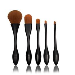Wholesale Wholesale Kabuki Makeup Brushes - 2017 AAA Makeup Brushes Premium Makeup Brush Set Synthetic Kabuki Cosmetics Foundation Blending Blush Eyeshadow Face Powder Lip Brush Kit