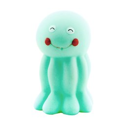Wholesale Cute Octopus Soft Toy - Wholesale- Starz Cute Mini Octopus Soft Animal Toy Squeeze-Sounding Dabbling Classic Baby Kid Rubber Bath Toys