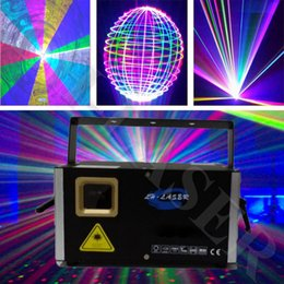 Wholesale Ilda Rgb - Free Shipping club laser disco lights for sale   RGB full color disco laser Animation light with SD card and ILDA