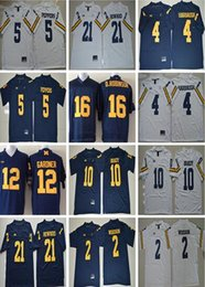 Wholesale Tom Brady College Football Jersey - NCAA Michigan Wolverines Football 10 Tom Brady College Jerseys 2 Charles Woodson 4 Jim Harbaugh Jersey 5 Jabrill Peppers 21 Desmond Howard