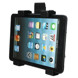 Wholesale Tablet Gps Ipad - Wholesale- High Quality Universal Car Air Vent Mount Holder Stand For iPad  4 GPS 7 to 10 inches Tablet Holder