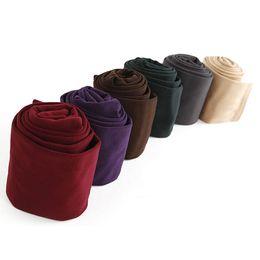 Wholesale Trample Feet Pants - 2016 New Fashion Best-Selling Women Autumn Winter THICK Warm Legging Brushed Lining Stretch Fleece Pants Trample Feet Leggings