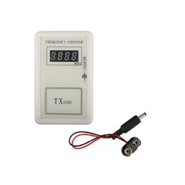 Wholesale Remote Key Chevy - XQCarRepair 250-450MHZ car key remote control Frequency Tester Wireless auto door radio transmitter Frequency Meter Counter