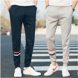 Wholesale Harem Skinny Sweatpants - New Brand Men's Casual Sweatpants Harem Pants Men Joggers Slim Fit Skinny Men's Hip Hop Swag Clothes High Street Style JVR