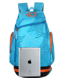 Wholesale American Durant Basketball Bag Thunder Sports Shoulder Bag KD Computer Bag