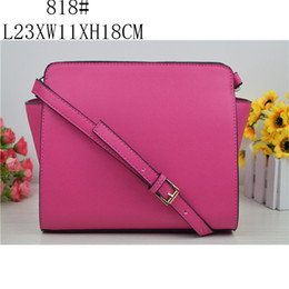 Wholesale Handbags Small Purses - 2017 women bags MICHAEL KALLY famous brand luxury lady PU leather handbags famous Designer brand bags purse shoulder tote Bag selma 3038