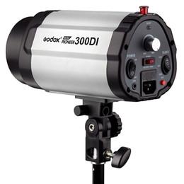 Wholesale Strobe Light Godox - Wholesale-Godox Mini 300DI 300W 300WS Photo Studio Light Flash Strobe Holder for Photo Studio Accessories 110V or 220V