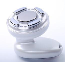 Wholesale Portable Liposuction Cavitation Slimming Machine - Portable ultrasonic liposuction cavitation machine ultrasonic RF slimming Beauty massager Machine Hand Mini Slimming Machine Home Use
