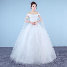 Wholesale Sheer Veils - 2017 New Red Wedding Dress Princess Bride Dress Plus Size Sweetheart Wedding Gown With Veil Applicue Embroidery Vestido De Novia