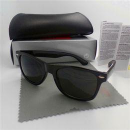Wholesale Designer Brand Eyewear - High quality Brand Designer Fashion Men Sunglasses UV Protection Outdoor Sport Vintage Women Sun glasses Retro Eyewear With box and cases