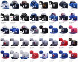 Wholesale Dodger Hats - 266 styles brand new MLB snapback caps Dodgers Yankees Blue Jays hip hop sports baseball hats for men women bones gorras