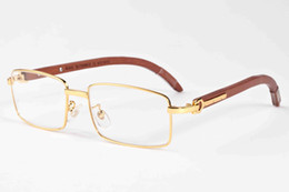 Wholesale Solid Hinges - 2017 Hot Eyeglasses Optical Glasses Frame Spectacles 8101015 Brand Myopia Frame Fashion Retro France Brand Optical Frame with Original Case