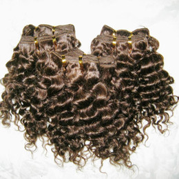 Wholesale Hair Extension Noble - Brand New Wholesaling Curly Peruvian Human Hair 8pcs lot Cool Style Noble Extension