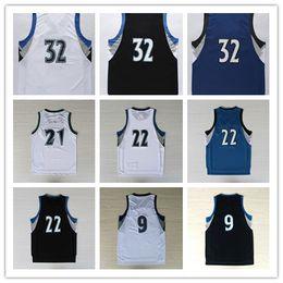 Wholesale Snow White Shirts - Men's Basketball Jerseys Shirts 12 John Stockton 32 Karl Malone White Snow Mountain Purple Black stitched jersey Embroidery S-XXL