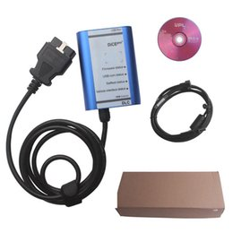 Wholesale Auto Diagnostic Equipment - 2014D Super Dice Pro+ Diagnostic Communication Equipment for Volvo With Multi-language auto car diagnostic tool