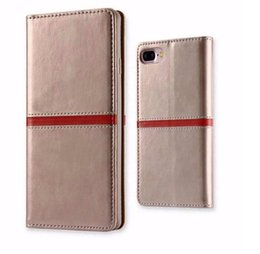 Wholesale Lg Smartphone Covers - PU Leather Cell Phone Cover Magnetic Smartphone Wallet Flip Case with Credit Card Holder Slot for Vivo y51