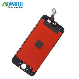 Wholesale Best Mobile Phone Display - Best Sale Mobile Phone Screen LCD For iPhone 5s Display Replacement 100% Tested One By One