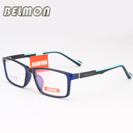 Wholesale Eyeglass Frames For Girls - Wholesale- Fashion Children Spectacle Frame Student Myopia Eyeglasses Prescription Optical Kids Eye Glasses Frame For Baby Boys&Girls RS022