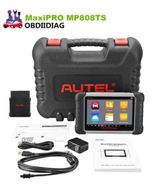 Wholesale Land Rover Frame - Newest Autel MaxiPro MP808TS Powerful Function as Autel MS906BT+TS601 For Read Erase Codes, Display Freeze Frame and Live Data